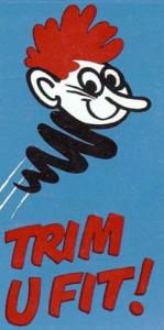 trimufit (sticker)